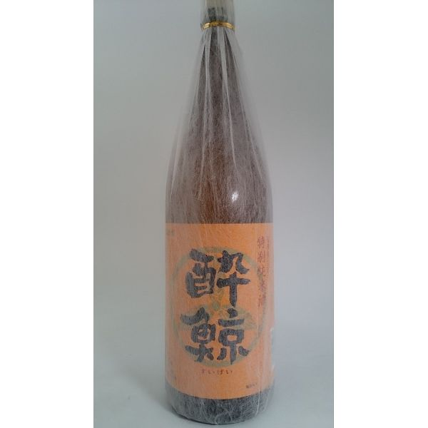 酔鯨 特別純米 1.8L