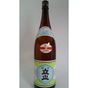 立山 本醸造 1.8L
