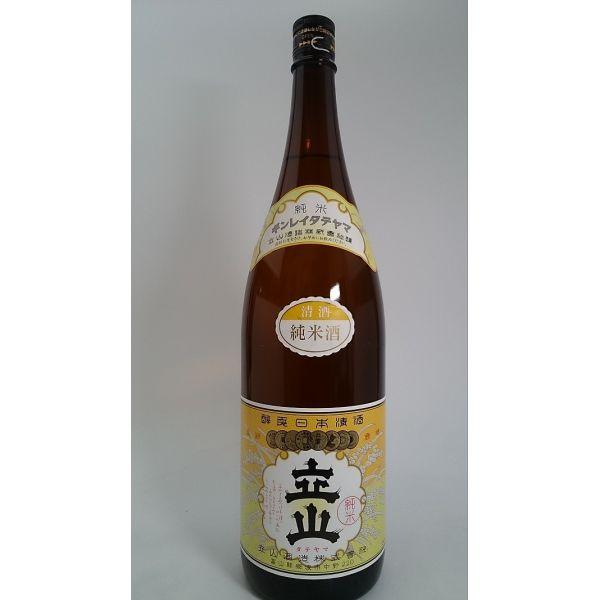 立山 純米 1.8L