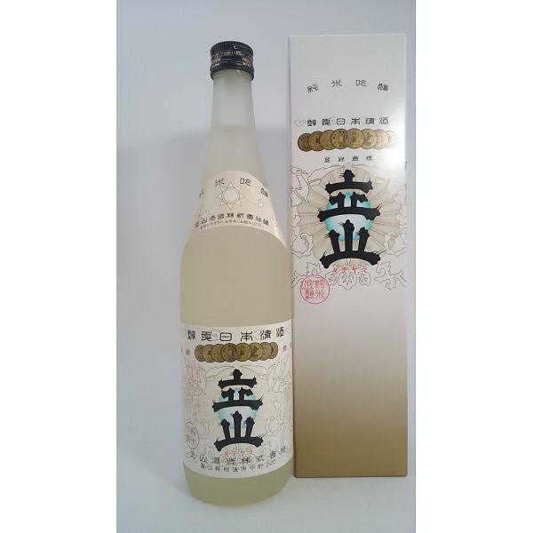 立山 純米吟醸 720ml